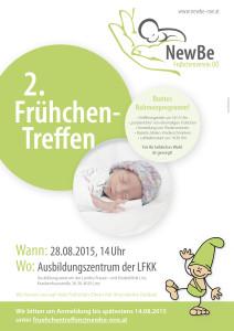 Frühchentreffen2015 Plakat