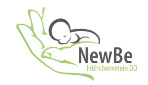 Logo NewBe Frühchenverein OÖ